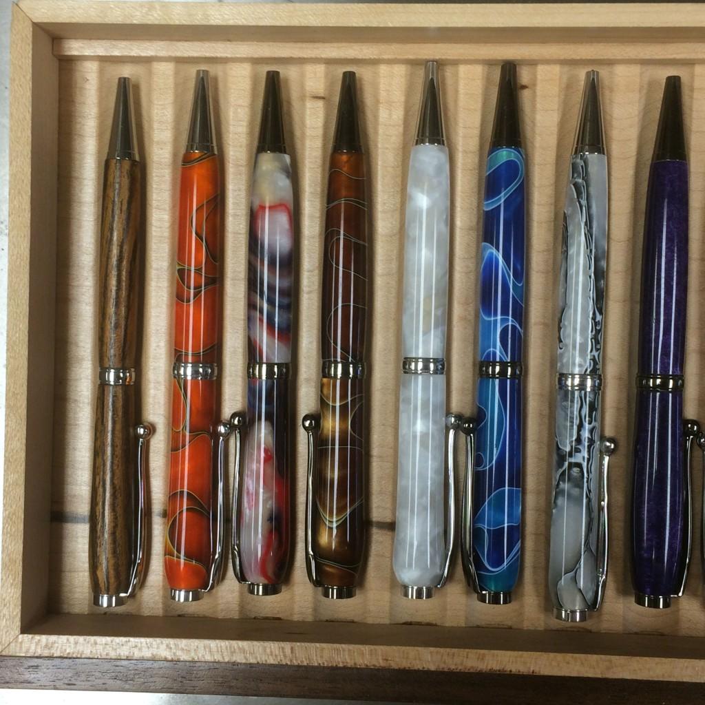 Comfort-pens
