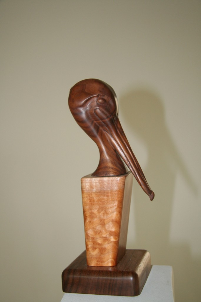 Pelican-head